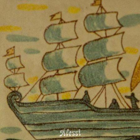 Giacomo Alessi - Piastrella 800
