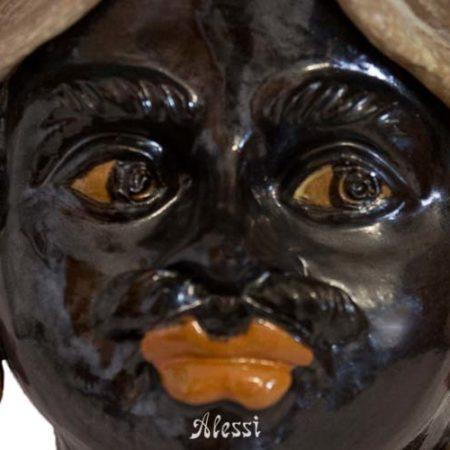 Giacomo Alessi - Testa di Moro